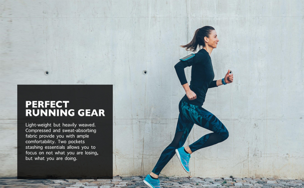 Perfect running gear, reliable and exceptional.