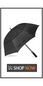62/68 Inch Golf Umbrella