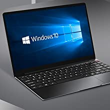 Windows 10 laptop
