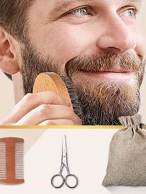 Beard Growth Care Gift