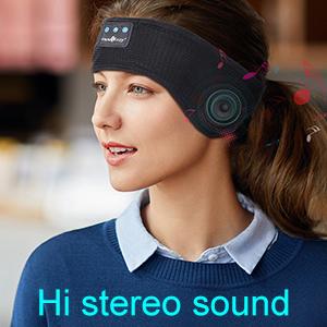 Schlafkopfhörer Bluetooth Augenmaske