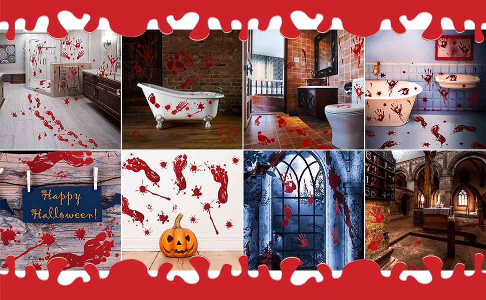 Halloween indoor decor
