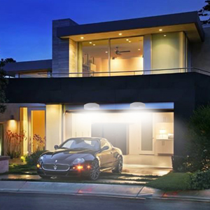 garage motion light