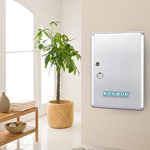 key box wall mount