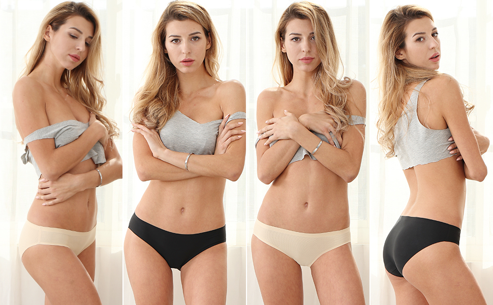 seamless underwear women