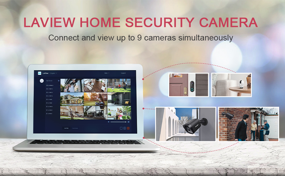 security camera outdoor motion detection home security camera system wifi camera waterproof