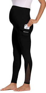 maternity stretch pants pregnancy leggings over belly women maternity workout pant mesh maternity