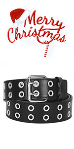 Grommet Leather Belts