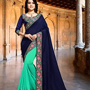 latest design saree