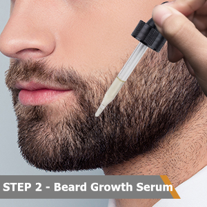 beard growth serum