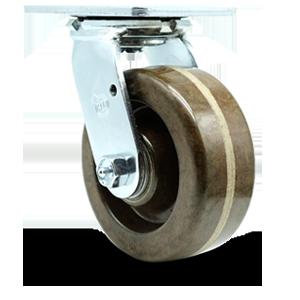 Service Caster, phenolic high temperature wheel