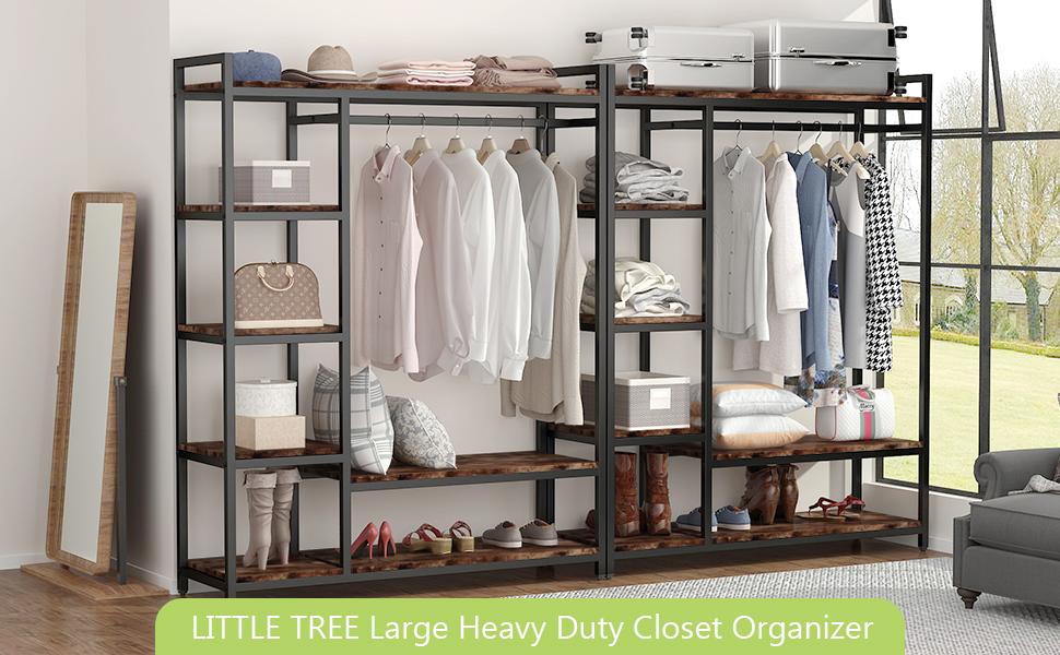 LITTLE TREE closet organzier