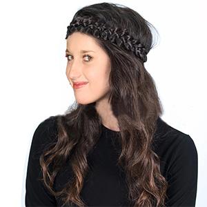 5 Strands Braided Headband