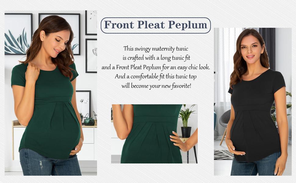 pregnancy tops