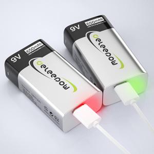 lithium 9v batteries