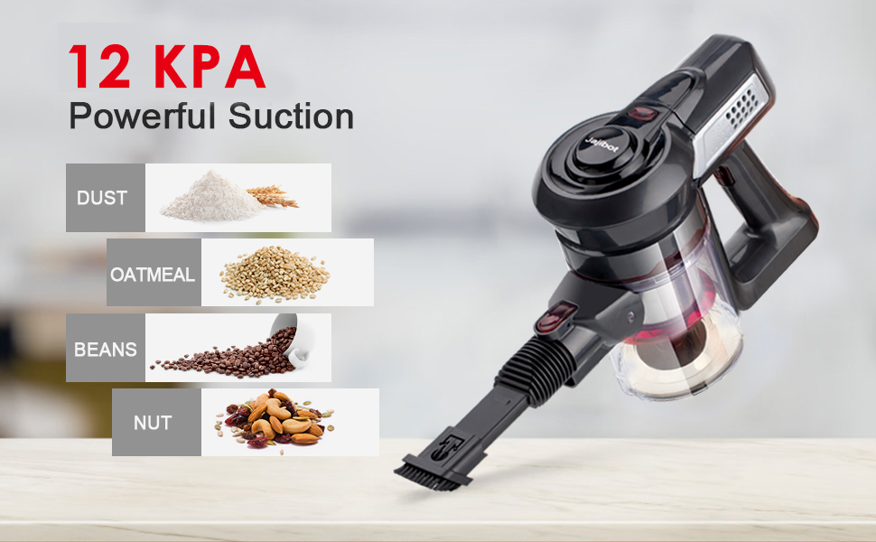 12kpa suction power
