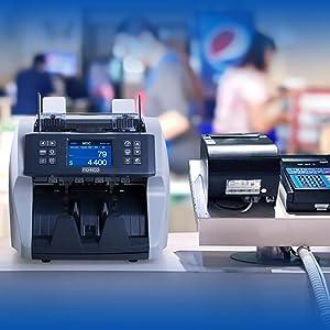 money counter machine mixed denomination