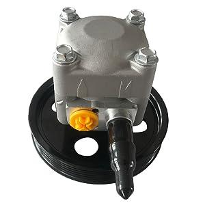 Power Assist Pump