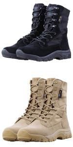 """8"""" Tactical Work Boots"""