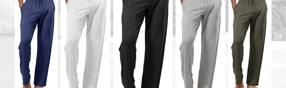 Solid Color Jogger Pants