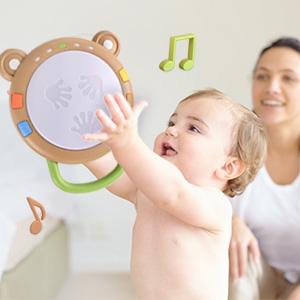 Juguete para Niños De 1 2 3 Años-Sonidos y Luces