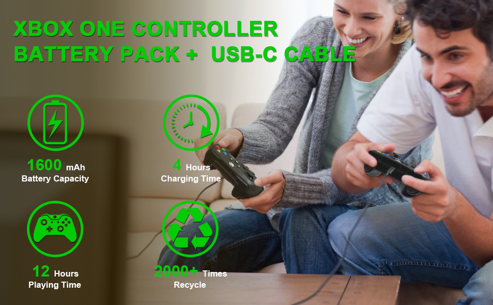battery pack for xbox series