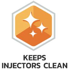Keeps Injectors Clean