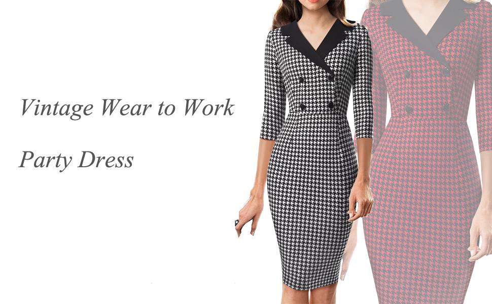 wear to work dress