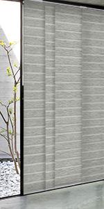 Godear design adjustable sliding panel grey pigeon