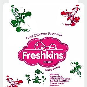 Freshkins Night Pant
