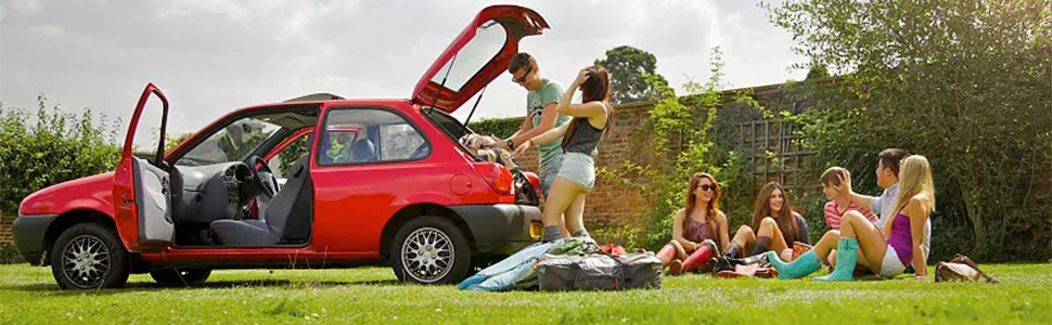 car trunk storage