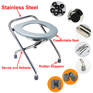 Made of Stainless Steel