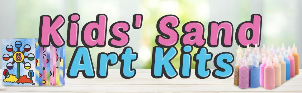 Kids' Sand Art Kits