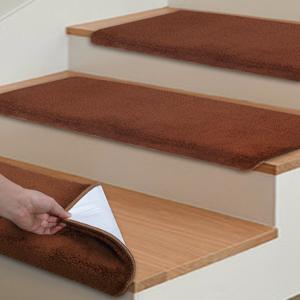 Set of 14 stair protectors