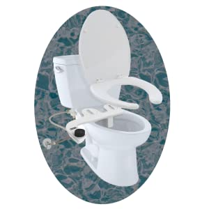 brodet bidet install easy toilet accessory attachment fit toilet cheap