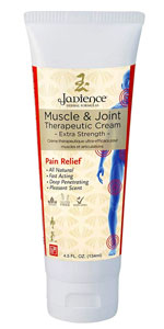 Muscle & Joint Therapeutic Cream - Extra Strength - 4.5oz