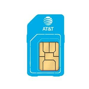 travSIM - Tarjeta SIM prepaga Norteamérica (Estados Unidos, Canadá y México) AT&T - Datos móviles ILIMITADOS* 4G / LTE, Llamadas de Voz Locales y ...