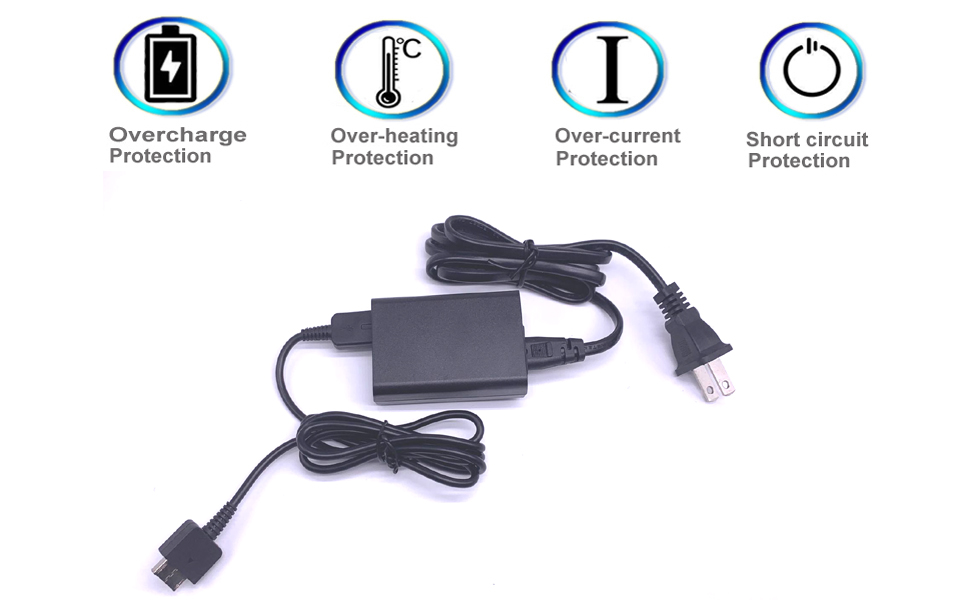 power supply for ps vita