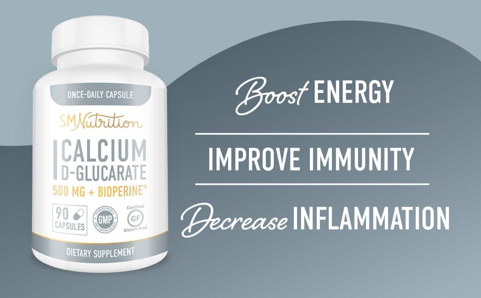 boost energy improve immunity decrease inflammation