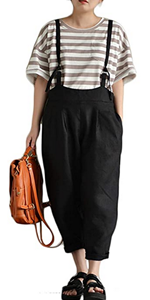 Women Harem Pants Overalls