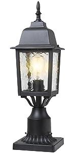 BEEZOK Outdoor Post Lantern Exterior Light
