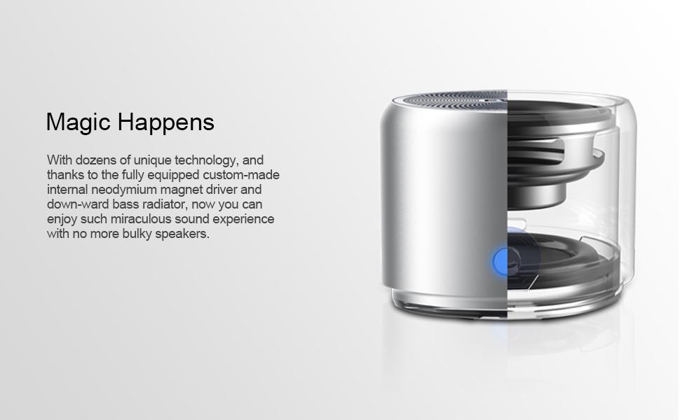 A106 portabel speaker