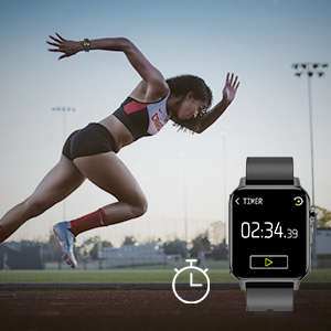 step counter watch