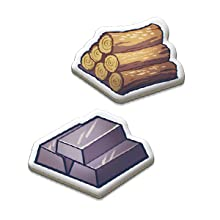 Wood and Iron commodities