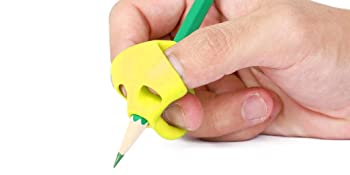 Pencil Grips Holder for Handwriting, Posture Correction, Writing Aid Finger Grip for Preschoolers