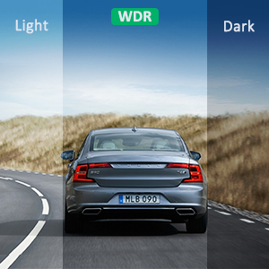 car camera motion detection