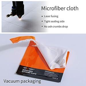 Vacuum packaging cloths