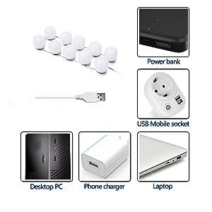多种充电方式