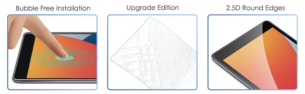 ipad 10.2 inch screen protector