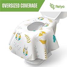 oversized coverage